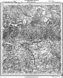 1878-1907 Московская губ., Управление военных топографов
