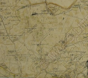 1778 Передельцы, Звенигородский уезд, лист 3-3