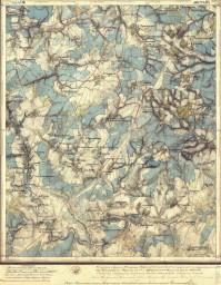 1852 Верстовка окрестностей Москвы, ozi