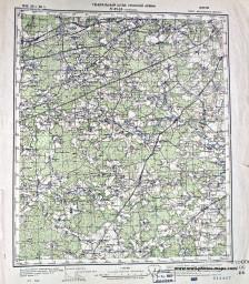 1941 Генштаб 1:10.0000 N-37-15