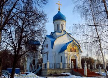 Церковь Рождества Богородицы в Говорово