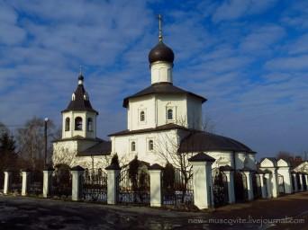 Архангельский храм в Станиславле