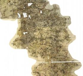 Генеральное межевание, XVIII век
