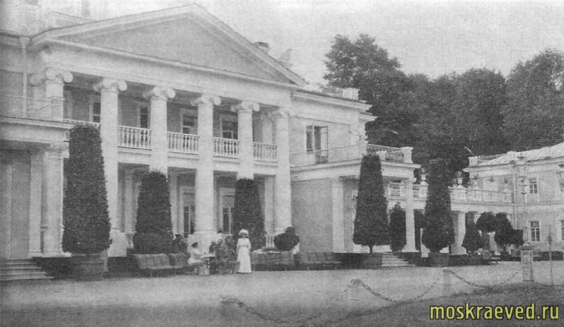 Усадьба Валуево, начало XX века