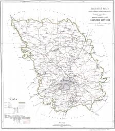 Церковные приходы Московского уезда, 1877 год