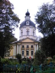 Спасский храм в Вороново