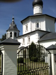 Церковь Архангела Михаила в Станиславле