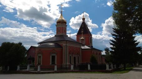 Церковь Архангела Михаила в Былово